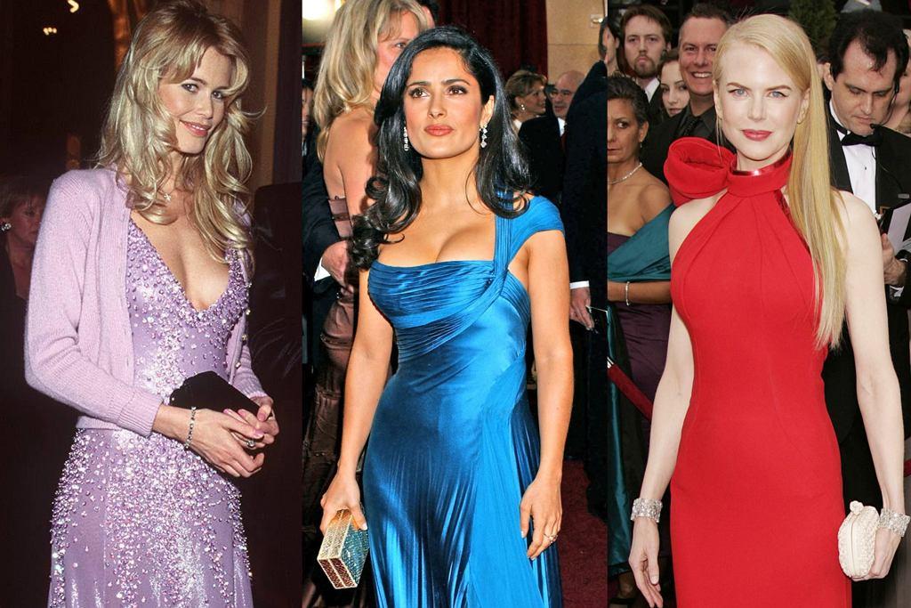 Claudia Schiffer, Salma Hayek i Nicole Kidman