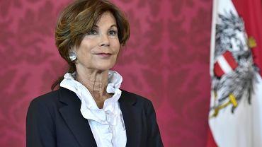 Nowa kanclerz Austrii Brigitte Bierlein