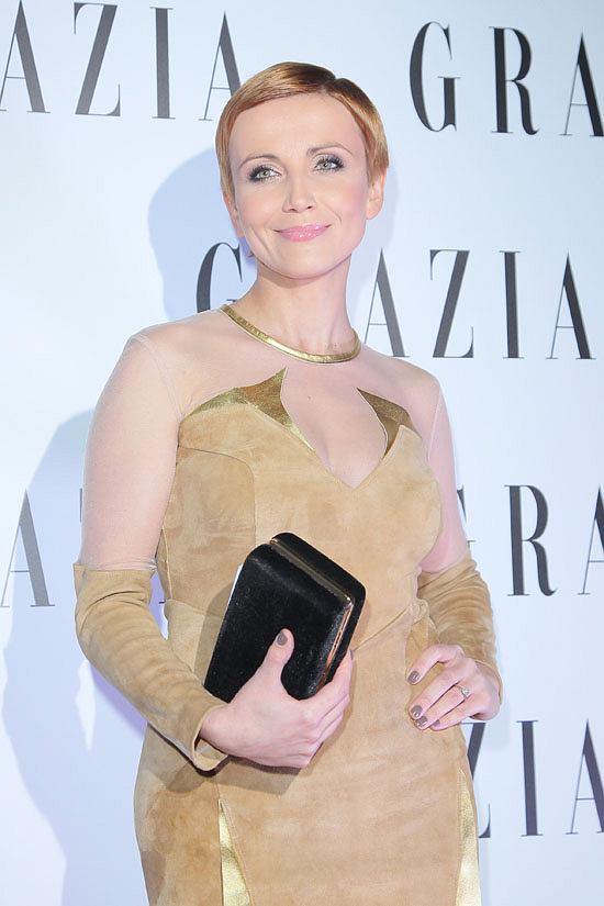 Kasia Zielińska, grazia