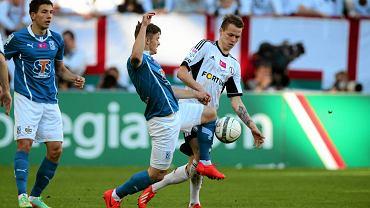 Karol Linetty i Ondrej Duda będą pewnie najczęściej obserwowani przez skautów na meczu Lech-Legia