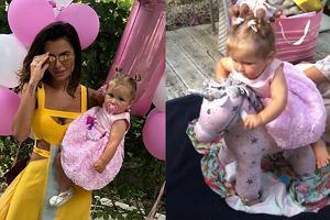 Natalia Siwiec urządziła córce przyjęcie urodzinowe