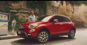 Wideo | Fiat 500X | Niebieska pigułka