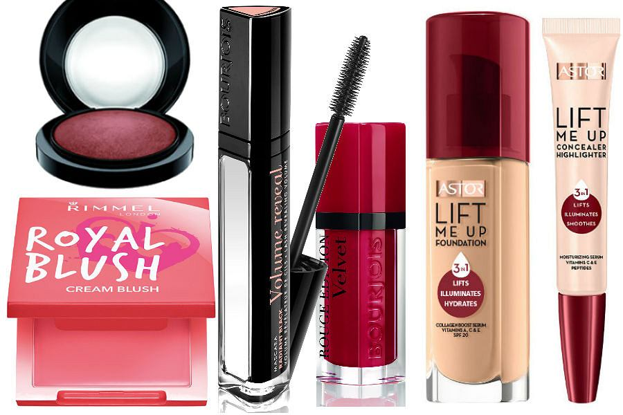Makijażowe nowości na jesień: Rimmel, Astor, Bourjois