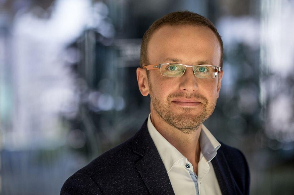 Grzegorz Czapski, dyrektor ds. rozwoju Allegro