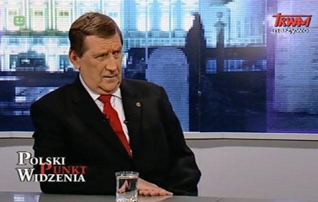 Prof. Jacek Rońda w programie TV Trwam