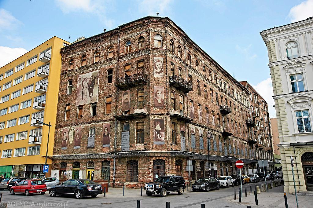 Próżna 14 - tu powstanie nowa siedziba Teatru Żydowskiego