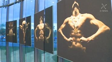 Zdjęcia z wystawy 'Akta Sztuk'