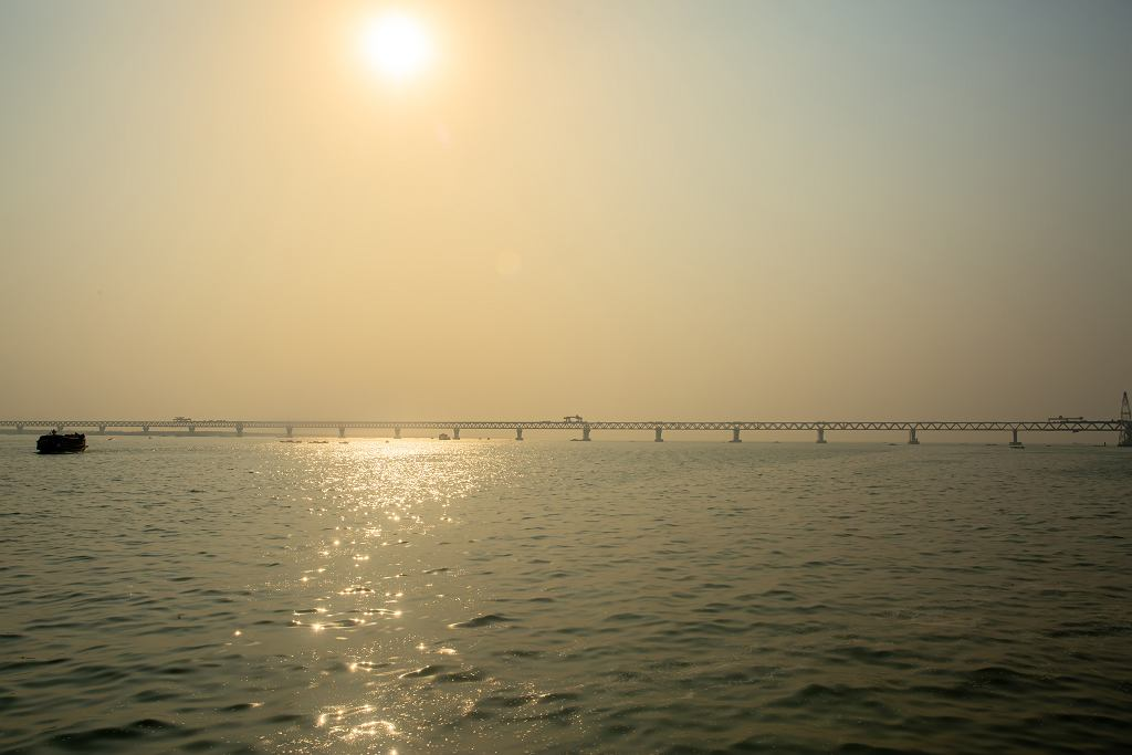 Rzeka Padma, Bangladesz