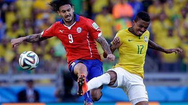 Mecz Brazylia - Chile zakończył się zwycięstwem gospodarzy mundialu po rzutach karnych