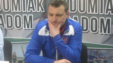 konferencja prasowa po meczu Radomiak - Raków