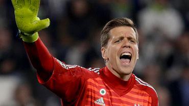 Wojciech Szczęsny w barwach Juventusu