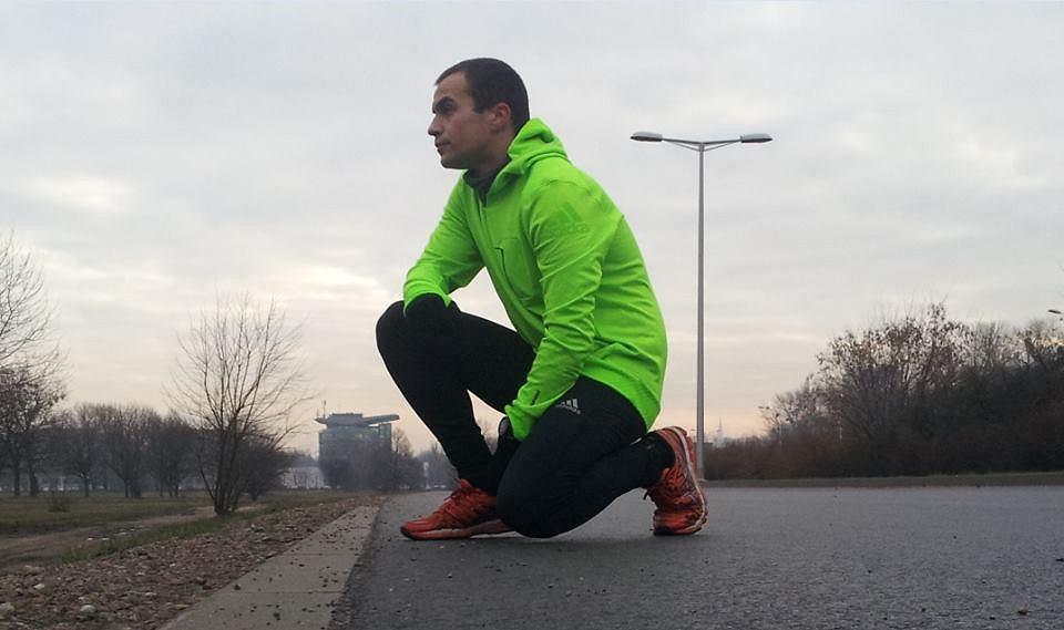 Paweł Bejnarowicz - Biegam Jestem Aktywny