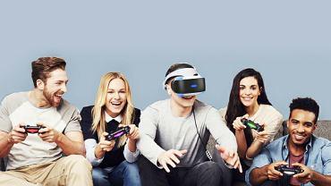 PlayStation VR - nowy wymiar rozrywki!