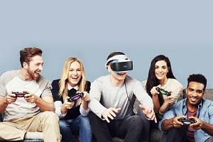 PlayStation VR. Wirtual na konsoli