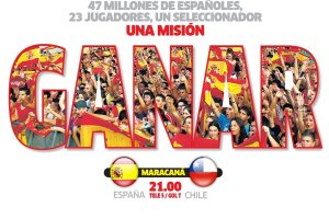 """Hiszpania - Chile. Hiszpańska prasa przed meczem: """"Wygrać""""!"""
