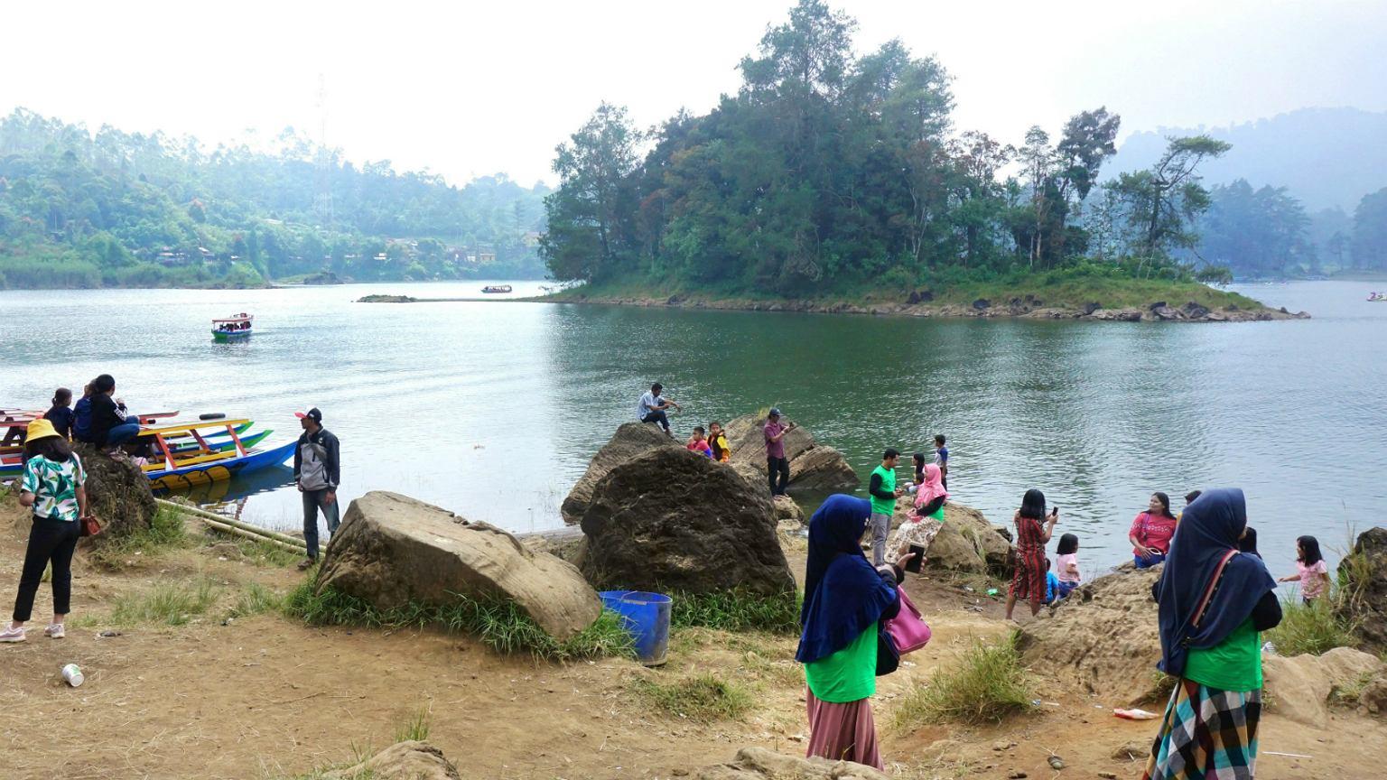 Magda wykąpała się w jednym z jezior w Indonezji i zaraziła pierwotniakiem