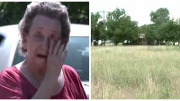 75-letnia Gerry Suttle z Riesel w stanie Teksas