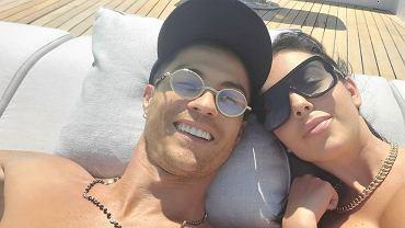 Cristiano Ronaldo i Georgina Rodriguez zaręczeni? Ten brylant na palcu jest naprawdę wielki