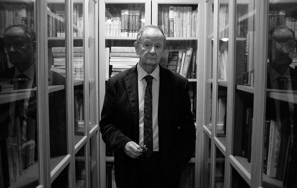 Nie żyje prof. Jerzy Wojciech Borejsza. Znawca totalitaryzmów zmarł w wieku 84 lat
