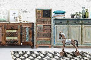Niezwykłe meble indyjskie w domowej aranżacji wnętrz