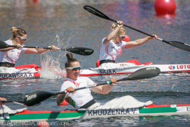 Zdjęcie numer 7 w galerii - Polki z medalami! Na Malcie trwają Mistrzostwa Europy w kajakarstwie i parakajakarstwie