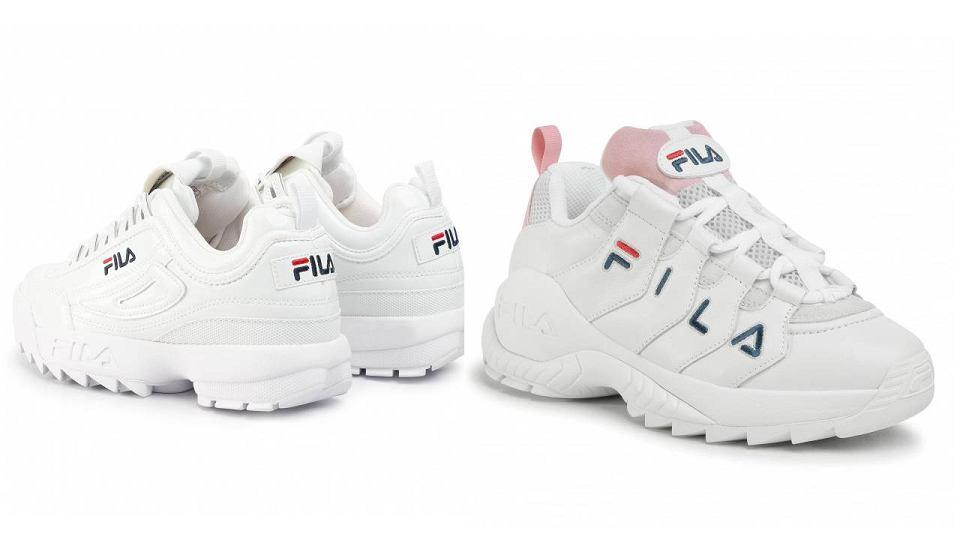 Wyprzedaż sneakersów FILA