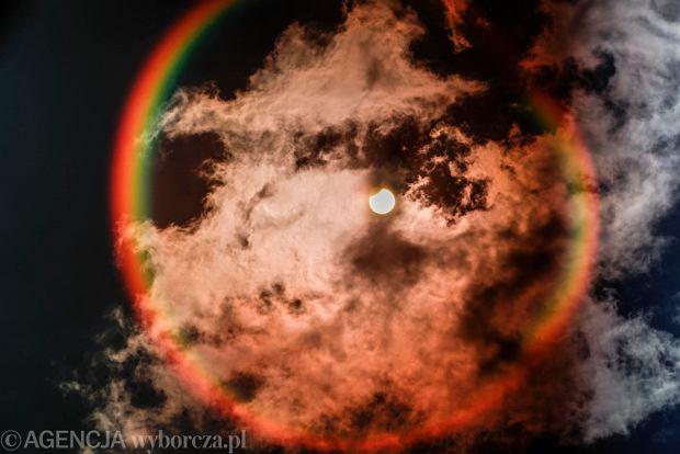 Zdjęcie numer 15 w galerii - Zaćmienie Słońca 2021 z zupełnie innej strony. Weszliśmy do środka Obserwatorium Astronomicznego
