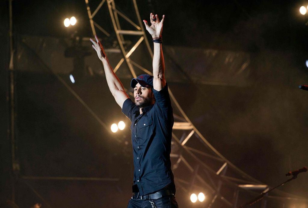 Enrique Iglesias koncert na Dominikanie