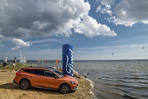 Ford lubi kitesurfing - Ford Focus Active Challenge