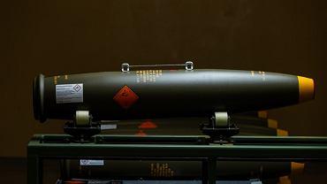 Bomba Mk 82 z bydgoskich zakładów Nitro-Chem