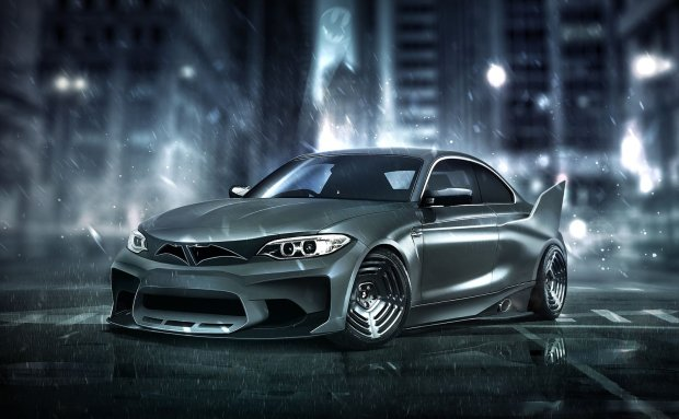 Batman - BMW M2