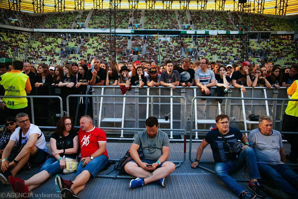 Gdański koncert zespołu Guns N' Roses