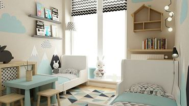 Pokój dla dziecka - inspiracje