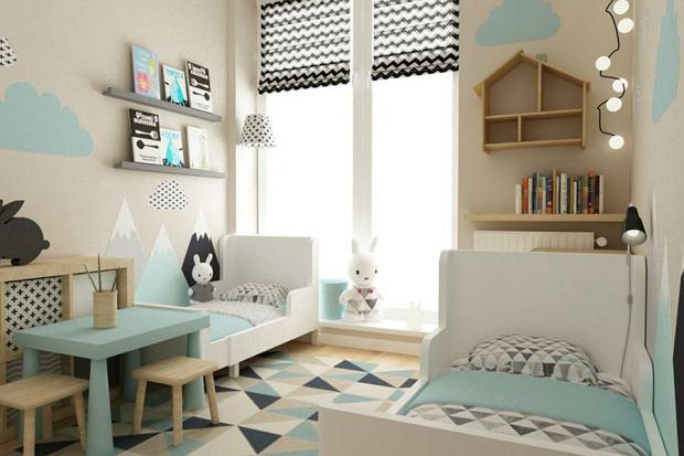 O czym pamiętać urządzając pokój dla dziecka? [INSPIRACJE]