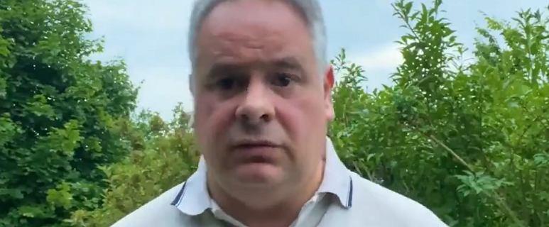 Właściciel Polonii Warszawa do kibiców: Mam to w dup**. Nie stać was, to nie chodźcie