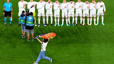 UEFA zakazała tęczy w dwóch krajach Euro 2020.
