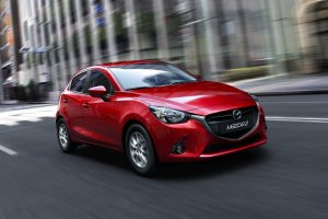 Nowa Mazda 2