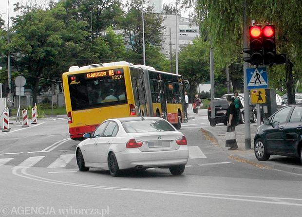 Wjeżdżał Autobus Aktualne Wydarzenia Z Kraju I Zagranicy