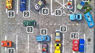 Jak parkujesz, taka jesteś