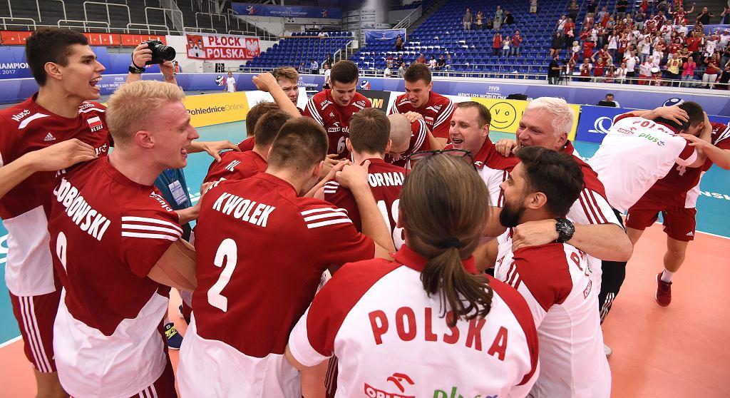 Reprezentacja Polski w siatkówce do lat 21