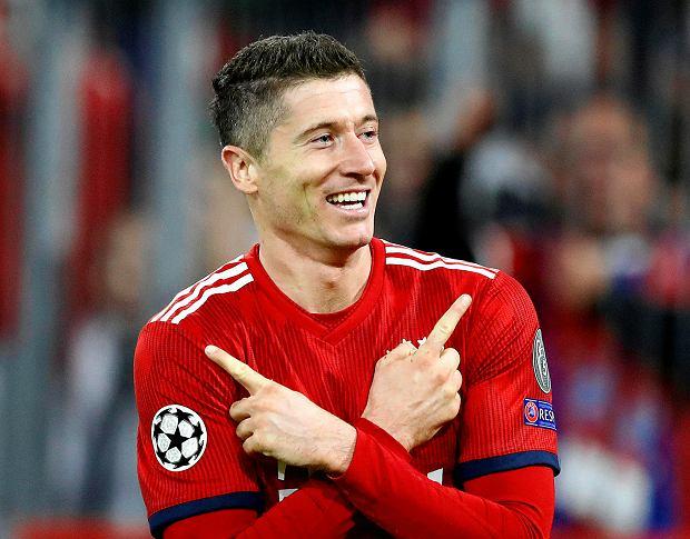 Liga Mistrzów. Bayern Monachium - AEK. Robert Lewandowski: Postawą na boisku odpowiedziałem na kłamstwa, które bolały