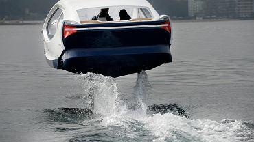 Testy latającej taksówki