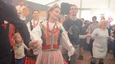 Festiwal Niepodległa na Krakowskim Przedmieściu w Warszawie