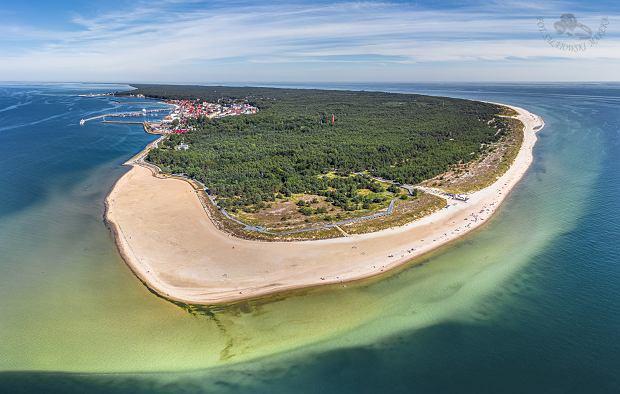 Zdjęcie numer 0 w galerii - Piękne plaże, Bałtyk i dużo zieleni. Polskim wybrzeżem można się zachwycić [ZDJĘCIA]