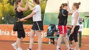 Turniej Speed badmintona na Warszawiance