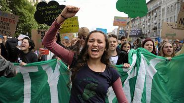 Wrześniowy Młodzieżowy Strajk Klimatyczny