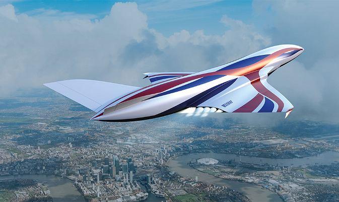 Chcą zbudować samolot, który doleci z Europy do Australii w 4 godziny
