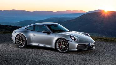 Porsche 911 (typ 992) 2019
