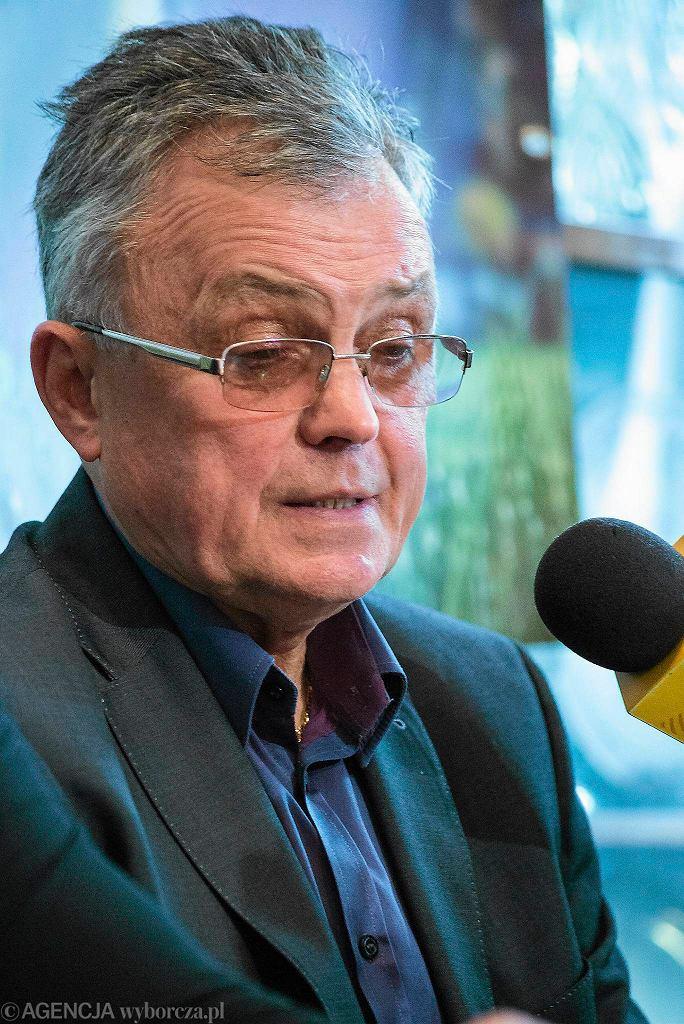 Włodzimierz Gąsior (trener Siarki Tarnobrzeg)