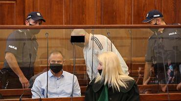 Wyrok ws. zbrodni miłoszyckiej. Norbert Basiura (zgadza się na publikację wizerunku) i Ireneusz B. skazani